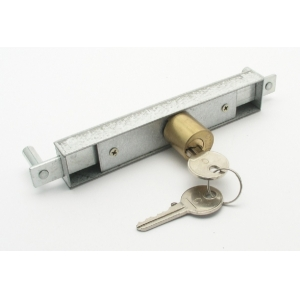 "Lock ""Football"" with two keys (G type)"